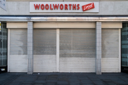 Woolworth, London 2009